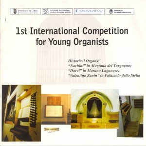 1st International Competition for Young Organists - CD